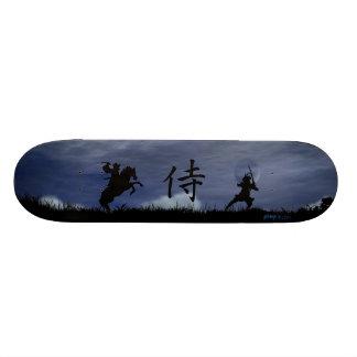 Samurai Dueling Skate Deck