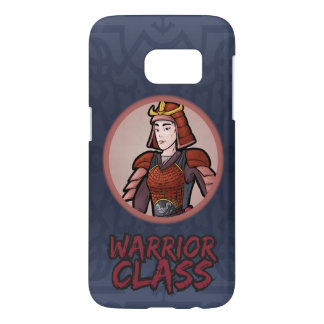 Samurai -- Female Samsung Galaxy S7 Case