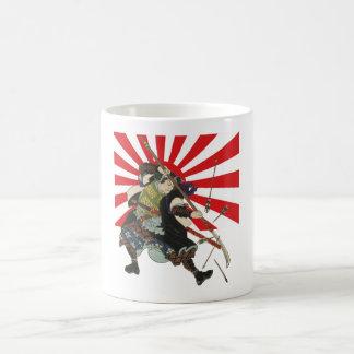 Samurai Flag Mug