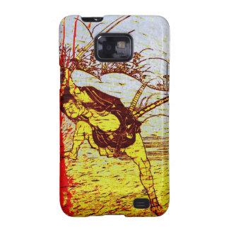 Samurai Samsung Galaxy S2 Carcasa