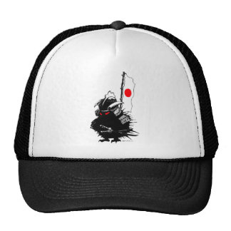 Samurai Hedgehog Trucker Hat