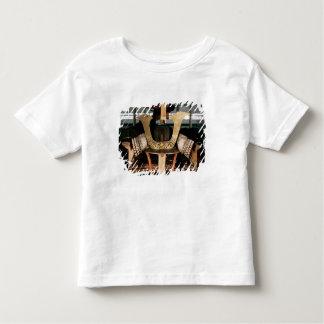 Samurai helmet, mid 14th century toddler t-shirt