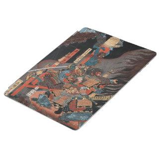 Samurai Hero Minamoto no Yorimitsu iPad Smart Cover