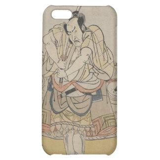 Samurai, Holding his Sword circa 1776 Case For iPhone 5C
