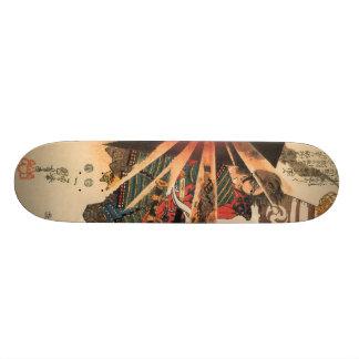 Samurai I Skateboard