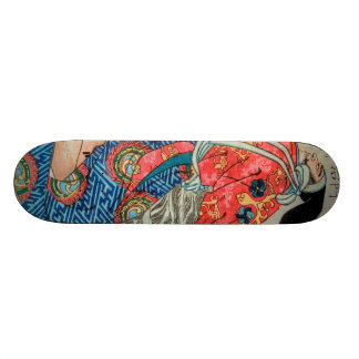 Samurai II Skateboard Deck
