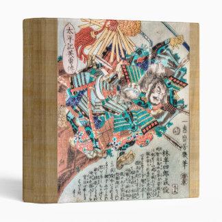 Samurai III Binder