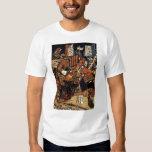 Samurai in Combat, circa 1800's T-Shirt