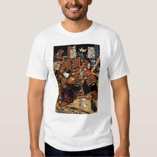 Samurai in Combat, circa 1800's T Shirt