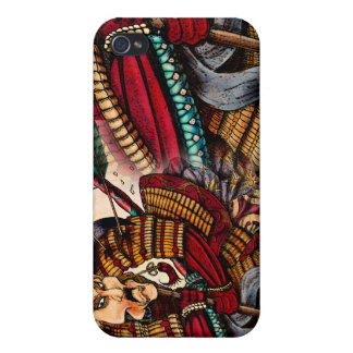 Samurai iPhone 4 Case