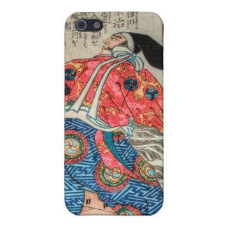 Samurai IX iPhone 5 Funda