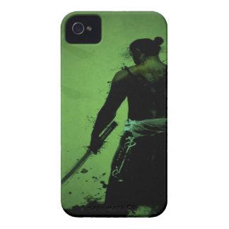 Samurai japonés funda para iPhone 4