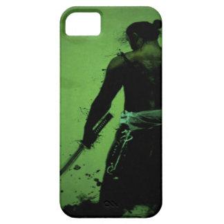 Samurai japonés funda para iPhone SE/5/5s