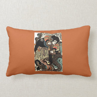 Samurai Lumbar Pillow