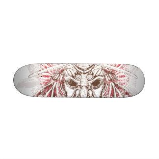 Samurai Mask Dirty Deck