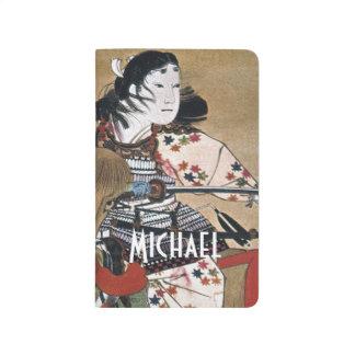 Samurai montado cuadernos