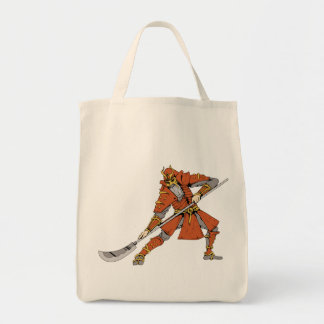 Samurai ~ Ninjas Martial Arts Warrior Fantasy Art Bag