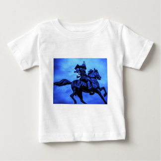 Samurai On Warhorse T Shirt