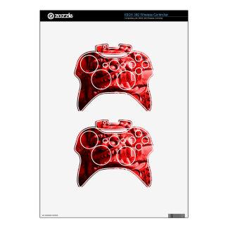 Samurai Oni Mask 赤鬼 Xbox 360 Controller Skins