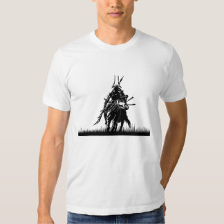 Samurai Playera