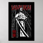 Samurai Posters