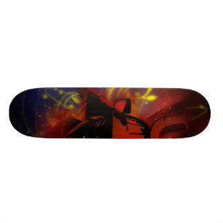 Samurai pt2 skateboard