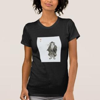 Samurai que vaga camiseta