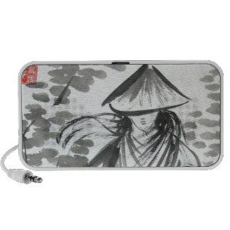 Samurai que vaga iPhone altavoces