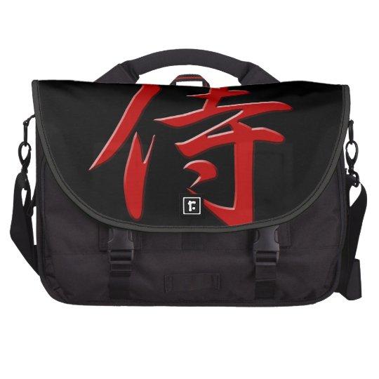 SAMURAI red Laptop Bags
