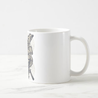Samurai Rising Coffee Mug