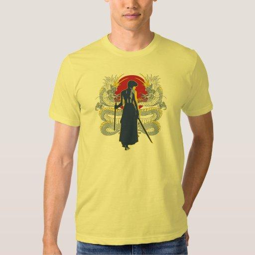 Samurai Seven T-shirts