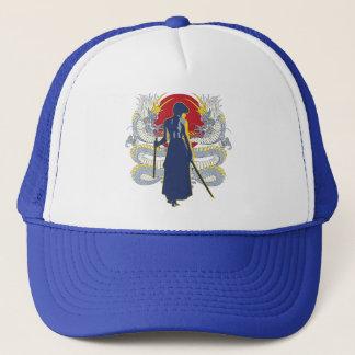 Samurai Seven Trucker Hat