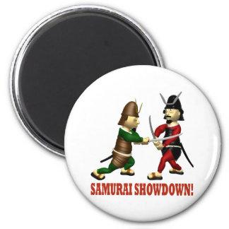 Samurai Showdown 2 Inch Round Magnet