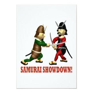 Samurai Showdown Card