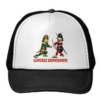 Samurai Showdown Trucker Hats