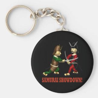 Samurai Showdown Keychain