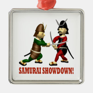 Samurai Showdown Ornaments