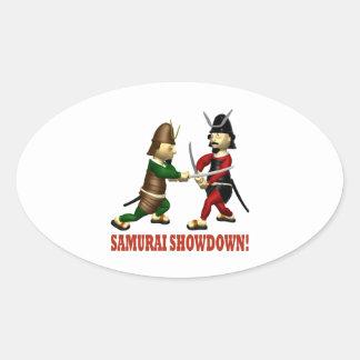 Samurai Showdown Sticker