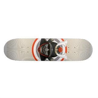 Samurai Skateboard