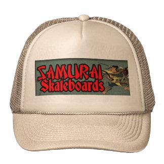 Samurai Skateboards Hat