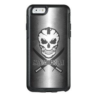 Samurai Skull, Dokuro, Katana and Japan OtterBox iPhone 6/6s Case