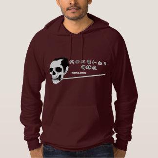 Samurai Skull Hoodie