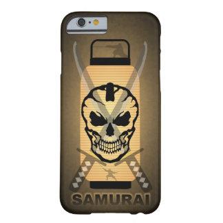 Samurai, Skull, Katana and Chouchin Barely There iPhone 6 Case