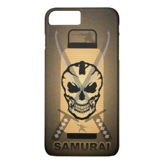 Samurai Skull, Katana, Chouchin and Dokuro iPhone 7 Plus Case