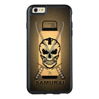 Samurai Skull, Katana, Chouchin and Dokuro OtterBox iPhone 6/6s Plus Case