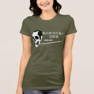 Samurai Skull T-Shirt