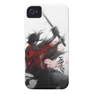 Samurai Slasher Carcasa Para iPhone 4
