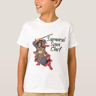 Samurai Sous Chef T-Shirt