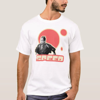 Samurai speed T-Shirt