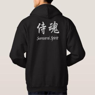 Samurai Spirit Dark Color Hoodie